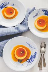 Chamomile Saffron Cream Caramel-by Meeta K. Wolf-5 (Meeta Wolff @ What's For Lunch, Honey?) Tags: meetakwolff meetak dessert food foodphotography photography presentation saffron styling