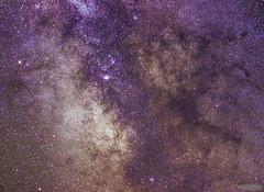Centre of the Milky Way (no tracking mount) (Astro☆GuiGeek) Tags: astronomy astrophotography astro astro2015 space stars starrysky starrynight sky skyatnight skyscape deepsky deepskystacker milkyway centerofmilkyway brittany bretagne france franceastronomie nuitdesétoiles nuitsdesétoiles astroguigeek astronomie astrophotographie astrophoto étoiles étoilé canoneos600d canonphotography eos600d t3i rebelt3i 600d