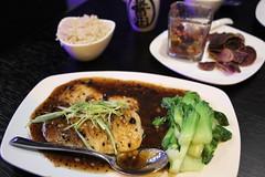 Obon Sushi, Tucson, Arizona (Symbiosis) Tags: obonsushi tucsonarizona poke japanese food sushi