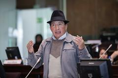 Cesar Umajinga - Sesión No.445 del Pleno de la Asamblea Nacional / 19 de abril de 2017 (Asamblea Nacional del Ecuador) Tags: asambleanacional asambleaecuador sesiónno445 pleno plenodelaasamblea plenon445 445 cesarumajinga