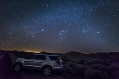 Death Valley National Park - DSC_3599c (alanstudt) Tags: alanstudt nikon d810 rokinon 14mm f28 adobelightroom shotinrawformat stars starrysky starrynight nightsky canismajor orion taurus pleiades deathvalleynationalpark sirius betelgeuse aldebaran canisminor procyon