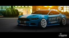 2016 Ford Mustang GT 5.0 LB (B3NTAYGA) Tags: ford mustang gt 50 5 v8 2016 2017 gta sa gtasa suvorov screenshot photoshop lightroom creative cloud cc b3ntayga blue jeans love sky skies
