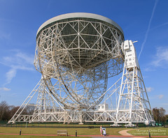 The Lovell Telescope at Jodrell Bank, 2007 (Kenvyn Davies) Tags: 2007 astronomy canoneos5d cheshire england jodrellbank jodrellbankobservatory lowerwithington observatory outdoors radiotelescope satellite science unitedkingdom macclesfield