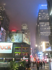 Twin Peaks Billboard Times Square 2017 Foggy Night NYC 4868 (Brechtbug) Tags: twin peaks the return billboard poster ad laura palmer sheryl lee fbi agent dale cooper kyle maclachlan mystery 90s show showtime type mysterious bird birds owl owls may 05212017 9pm 2017 what they seem that gum you like is going come back style finally already nyc broadway 50th st near times square midtown manhattan street new york city streets 04272017 hazy fog foggy