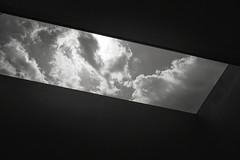 Square sky (gol-G) Tags: fujifilm xpro2 fujifilmxpro2 fujinon xf 16mm f14 xf16mmf14rwr digital bw japan 鳥取県 植田正治写真美術館