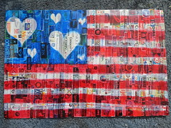 american love story (ARTtwentyseventeen) Tags: oil marker brush cardboard luan metal gnar shit fuck cars weed pizza money phones beautiful mysterious tits artist graffiti recycled found assemblage collage mixed media acrylic rustolelum krylon enamels consumerism waste america hip hop worldstar bling ice booty lean activis rust interior food god exterior weathered gold letters lettering mural sign painted