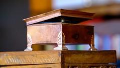 Corner - FLICKRFRIDAY (YᗩSᗰIᘉᗴ HᗴᘉS +5 400 000 thx❀) Tags: corner flickrfriday coin hensyasmine bokeh fuji wood metal 7dwf
