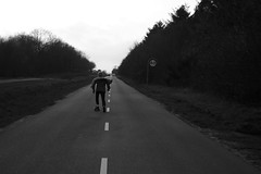 Rock the Streets (Fabio_Modin17) Tags: street boy dk dänemark jung skatr skate skatebording road 66 board wheels drive cool man car like love nice cloud day dream forever young