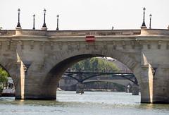 day twenty-six: bateaux mouches (dolanh) Tags: seine france pontneuf boatcruise bateauxmouches river boatride bridges pontducarrousel pontdesarts paris rivercruise
