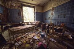 Abandoned doctor Anna's house (martin moxness) Tags: urbex abandoned dr annas house abandonedworld abandonedplaces lost forgotten forladtesteder abandonedhospital hospital scary haunted