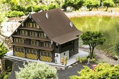 House - Mini Mundo - Gramado-RS (Enilton Kirchhof) Tags: ferias201617 fotoeniltonkirchhof gramadors minimundo riograndedosul maquete miniatura turismo gramado brazil br