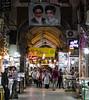 Bazaar (\Nicolas/) Tags: bazaar ispahan iran khomeini ali khamenei