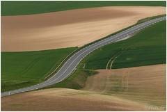 The road (HP025817) (Hetwie) Tags: strand zee akkers gralsland cap sea landbouw cotedopale weg france frankrijk kust opaalkust capblancnez capgrisnez road sangatte hautsdefrance fr
