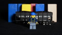 Engineer (MuTant 99) Tags: home toys lego miniature engineer model train canonsl1