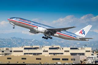 LAX.2010 # AA - B772 N751NN - awp