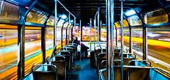 Hyperspace (Wilson Au | 一期一会) Tags: eos5dmarkiii canon ef2485mmf3545usm slowshutterspeed longexposure night hong kong tram hongkongtramways