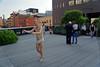 Wanderlust exhibition at the High Line, NYC: Sleepwalker by Tony Matelli (SomePhotosTakenByMe) Tags: sleepwalker schlafwandler tonymatelli matelli kunst art publicart kurios outoftheordinary gebäude building wanderlust exhibition ausstellung highline park chelsea nyc newyorkcity newyork manhattan usa urlaub vacation holiday stadt city innenstadt america amerika inexplore explored