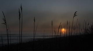 ...sunrise in Rye...