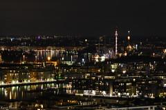 Stockholm at night (Karam Alhomsi) Tags: stockholm sweden night longexposure skistar