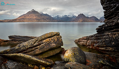Cuillins From Elgol (Dave Massey Photography) Tags: elgol isleofskye cullins mountains loch lochscavaig