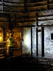 Ventilation Shaft (failing_angel) Tags: 100816 london cityoflondon mayfair hiddenlondon undergroundstation ghoststation downstreet railwayexecutivecommittee warcabinet cabinetwarrooms