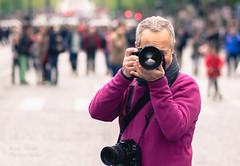 Apart du reste  (Apart from the crowd) (l'imagerie poétique) Tags: limageriepoétique poeticimagery pierre paris photographer jolipull prettysweater photographe