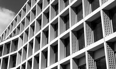 new old building (christikren) Tags: umbau building old new vienna wien landstrasse christikren schwarzweiss sw bw blackandwhite architecture gebäude einfarbig geometrisch architektur muster linien monochromes perspective pattern