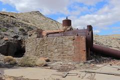Illinois Mine (joeqc) Tags: abandoned nevada ghost steam nv boiler headframe lodi