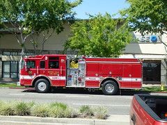 Beverly Hills FD E3 (Emergency_Vehicles) Tags: california ca 3 station fire drive 1 la los angeles engine headquarters hills beverly e3 department beverley rexford  hills angeles department beverly bhfd