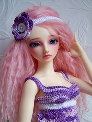 Heather :) (Debi Doo Doll) Tags: bjd fairyland msd karsh minifee