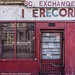 Caroline Records Shop In Portobello (opened in 1956 closed in 2003)