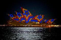 Vivid Sydney Opera House - 19 (Adam ISO) Tags: stars lights harbour sydney sails vivid australia projection nsw operahouse sydneyharbour sydneyoperahouse vividsydney