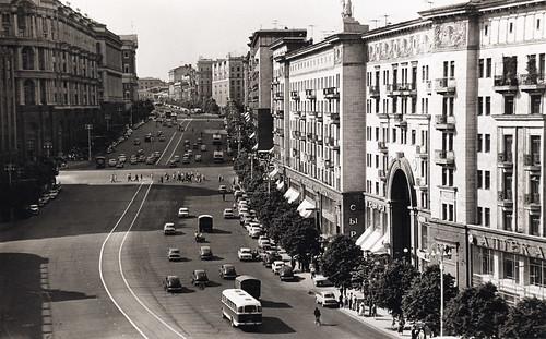 077 Улица Горького 1950-е