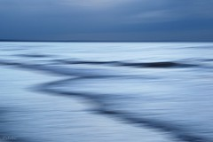 Brise marine (Pakalou44) Tags: sea mer blur wave normandie vague flou