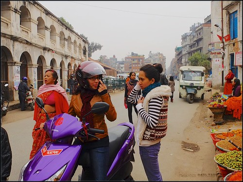 Patan's Streets