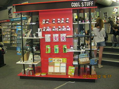 X-Board Merchandise Display