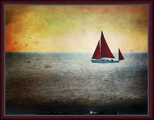 Red Sails in Liscannor