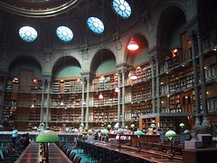 National Library, Site Richelieu, Paris, France (Iris Speed Reading) Tags: world latinamerica southamerica beautiful us amazing cool asia europe top library libraries united most states coolest inspiring speedreading