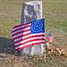 Alonzo Cushing Marker -- The Angle Gettysburg National Military Battlefield (PA) 2011