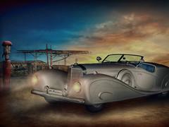 1936 Mercedes (Knipser31405) Tags: mygearandme mygearandmepremium flickrsfinestimages1 vigilantphotographersunite vpu2 vpu3 vpu4 vpu5 vpu6 vpu7 vpu9