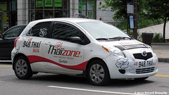 Thaizone (Gerard Donnelly) Tags: car automobile delivery