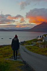 Away (guyphenix) Tags: sunset skye scotland isle elgol