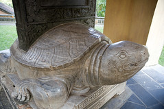 Vietnam Day 6 (BrnKng) Tags: travel sculpture statue stone river pagoda perfume turtle vietnam hue 2013