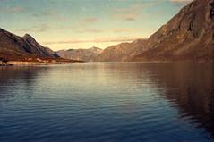 27 Besseggen (M. SCHULZ) Tags: exa 1b canon 9000f kodak farbwelt 400 analog norwegen 35mm besseggen gjende jotunheimen film norway norge ihagee iso analogue