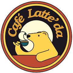 Cafe Latte' Da Logo 1