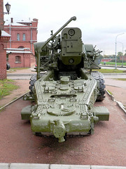 """203mm B-4 Howitzer (12) • <a style=""""font-size:0.8em;"""" href=""""http://www.flickr.com/photos/81723459@N04/9964993484/"""" target=""""_blank"""">View on Flickr</a>"""