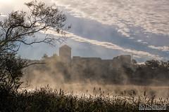 Bohus Fortress, Morning mist (Bozze) Tags: mist castle dimma kungälv bohusfästning nordreälv kungälvsbilder