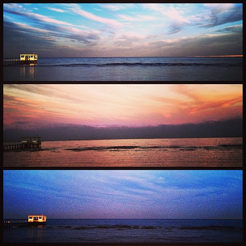 The colors of the sunset in Naama Bay #instamood #sunset #sharm