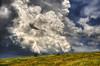 God's Canvas (Dimmilan) Tags: sky nature grass sunshine clouds landscape countryside serbia hills fields rajac slicesoftime galleryoffantasticshots