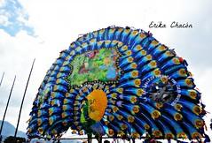 Colores al Viento , Festival de Barriletes en Sumpango 2,013 (Click de Kika) Tags: arte guatemala viento artistas indigenas kika tradicin espiritus sumpango 1denoviembre barriletes sacatepequez diadetodoslossantos erikachacn barrilees2013